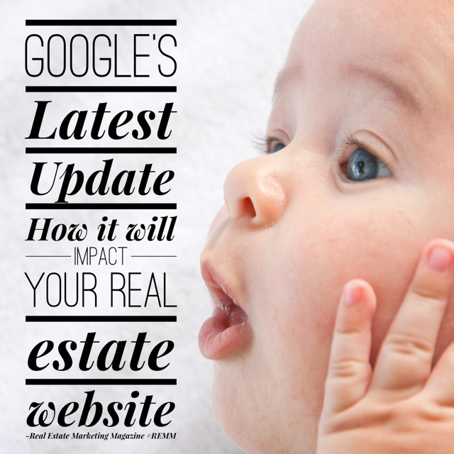 How Google's Update Impacts Realtors