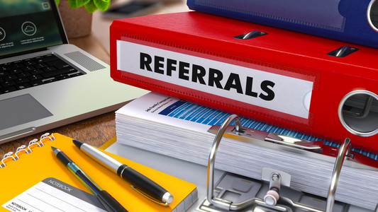 Consistent Referrals Month After Month