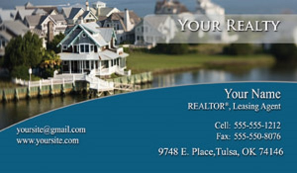 Real estate marketing real estate business cards reheart Gallery